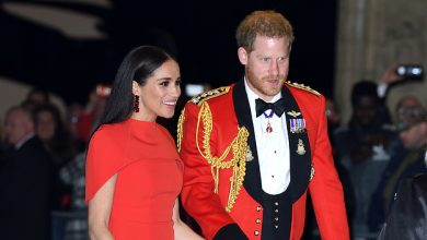 Photo of 2020 Meghan Markle and Prince Harry Card