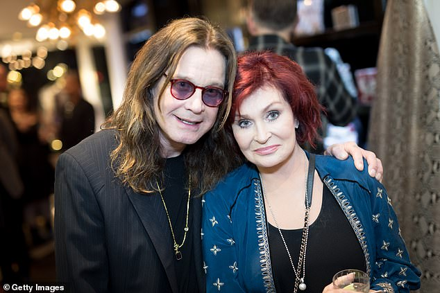 Staying Safe: Ozzy has Parkinson's disease, in addition to his age, which puts him at greater risk of contracting COVID-19 (pictured 2017)