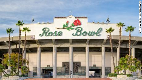 The College Football Playoff semi-final moves from Rose Ball in California to Texas due to coronavirus restrictions