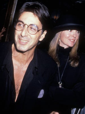 Pacino and Diane Keaton attended Sea of Love's first gig on September 12, 1989, at Tavern on the Green in New York City.