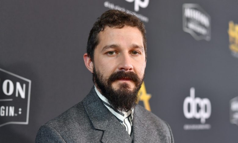 "Shia LaBeouf is ""actively seeking"" to treat addiction and psychological issues"