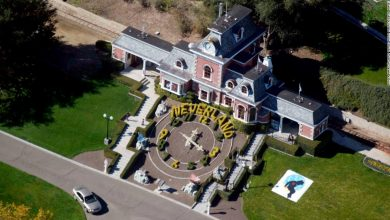 Photo of Neverland Ranch, Michael Jackson's former home, sold to Pittsburgh Penguins co-owner Ron Burkle