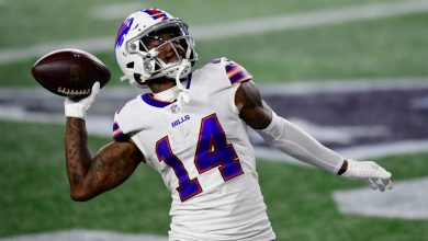 Photo of Monday Night Football: Josh Allen and Stephon Digges lead the Bills to a 9-38 win over the Patriots
