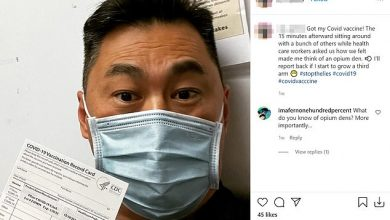 Photo of The San Diego ER nurse tested positive for the COVID-19 virus eight days after he was vaccinated against the virus