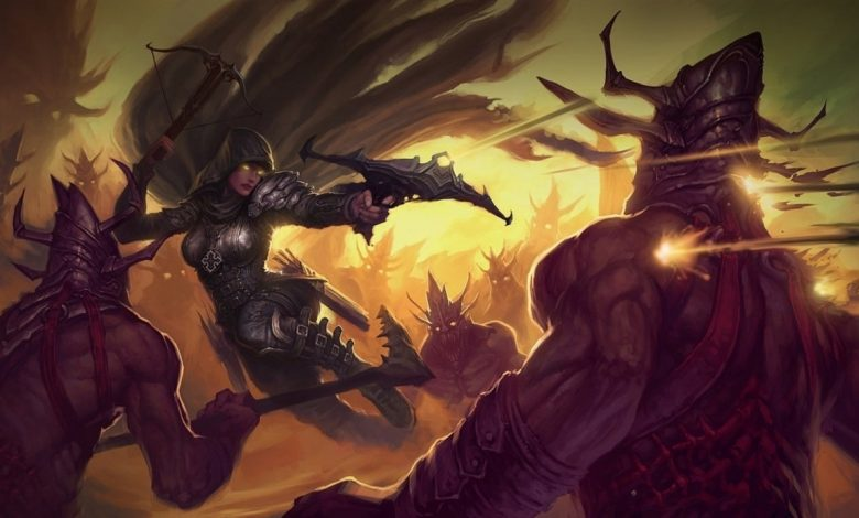 A Diablo 3 blackout event for a Tristram reverberation event will begin soon