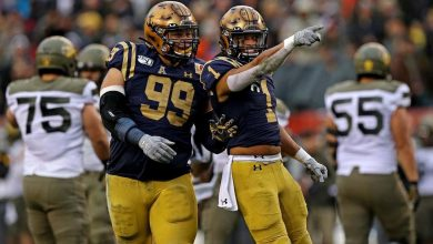 Photo of Army vs Navy: Live broadcast, watch online, TV channel, coverage, launch time, odds, spread, pick