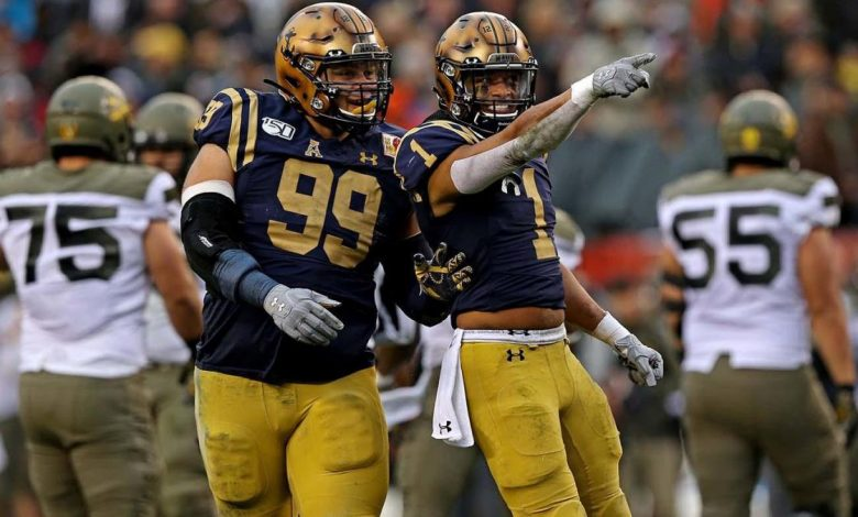 Army vs Navy: Live broadcast, watch online, TV channel, coverage, launch time, odds, spread, pick