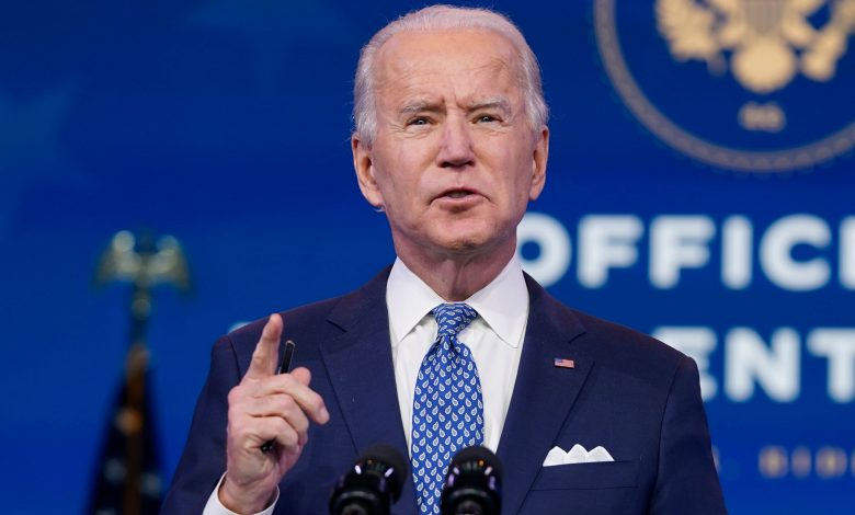 Biden pushes more payments in the next Covid plan