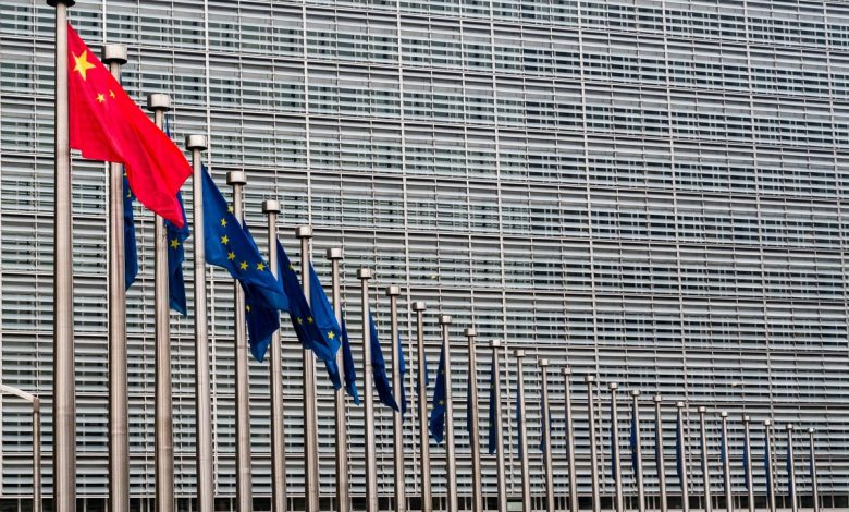 China says the investment deal with the European Union is in its final stage and applauds the progress