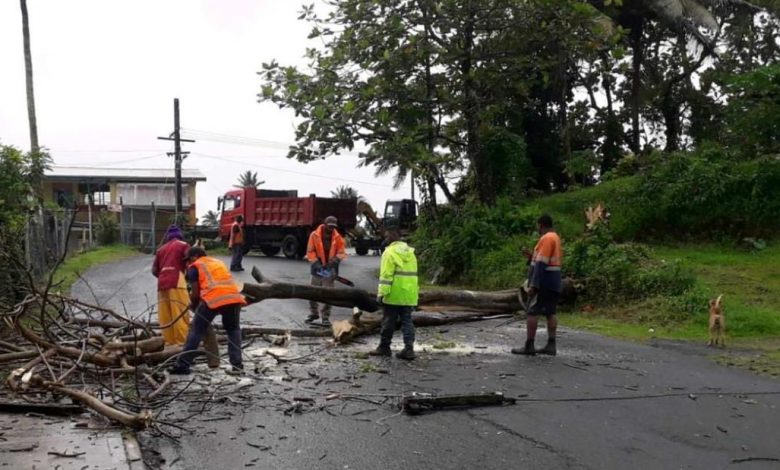 Cyclone Yasa swept through Fiji, killing at least two people and destroying homes