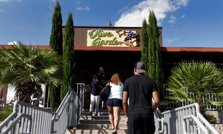 Darden Restaurants (DRI) won in the second quarter of 2021, and sales are shrinking