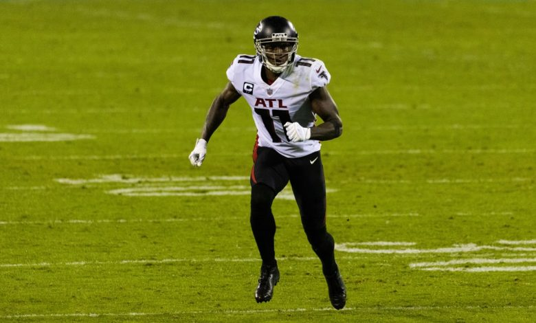 Falcons WR Julio Jones still wants to play this season, and recently had a PRP injection on his hamstrings