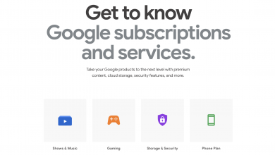 Photo of Google now pays for its subscription services on its own hardware store