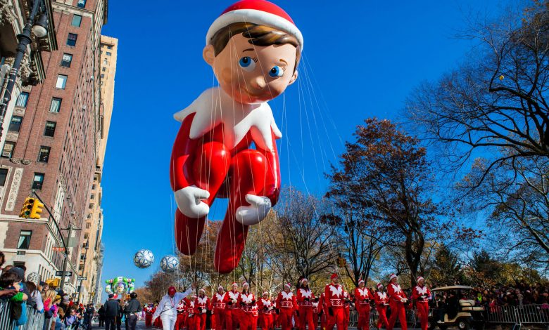 How the Elf on the Shelf tradition began