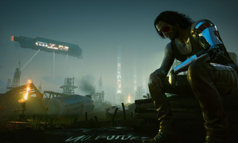 I haven't played Cyberpunk 2077 but it's my favorite game of the year