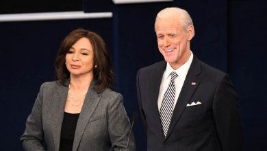 Photo of Jim Carrey stops impersonating Joe Biden on Saturday Night Live