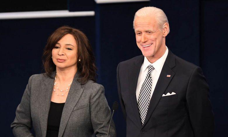Jim Carrey stops impersonating Joe Biden on Saturday Night Live