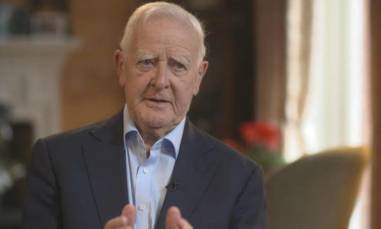 John le Carré, the ultimate spy novelist from the Cold War, died at the age of 89