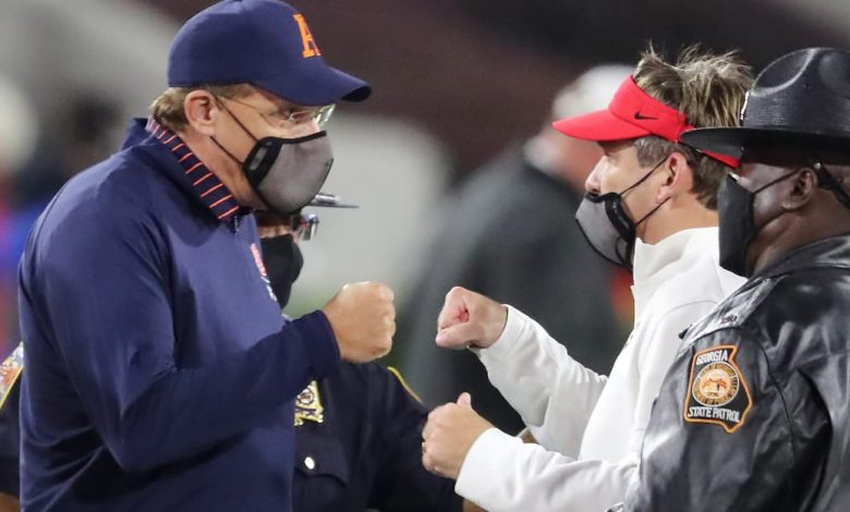 Kirby Smart shares insights on Gus Malzahn, and SEC training changes