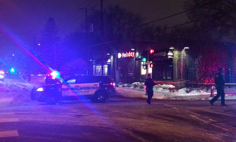 Minneapolis police shoot a man during a traffic stop