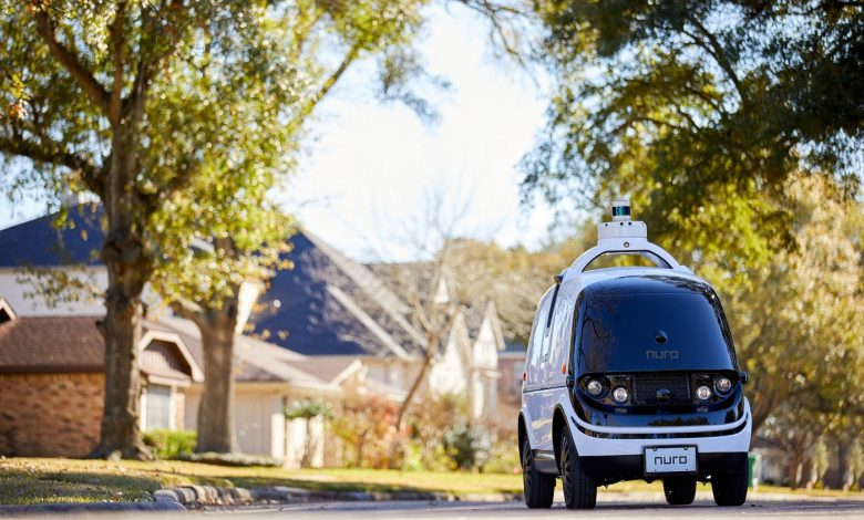 Nuro gets the green light to run California's driverless delivery service