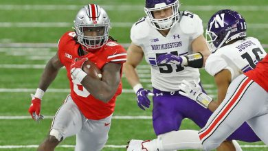 Photo of Ohio State Points vs. Northwestern, Takeaway: Buckeyes wins Big Ten Awards behind record-breaking Trey Sermon