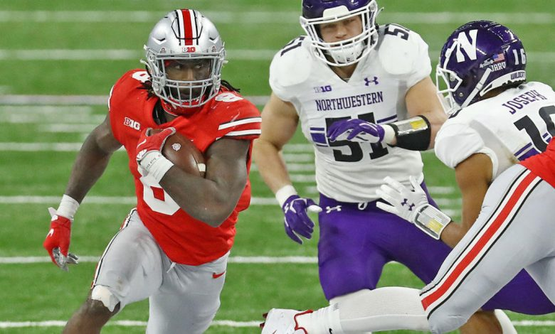 Ohio State Points vs. Northwestern, Takeaway: Buckeyes wins Big Ten Awards behind record-breaking Trey Sermon