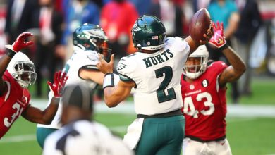 Photo of Rookie Galen Hortes continues to fuel the Philadelphia Eagles attack, albeit in a losing bid
