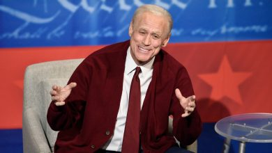 Photo of 'SNL' reveals Biden's new impersonator after Jim Carrey announces he's gone