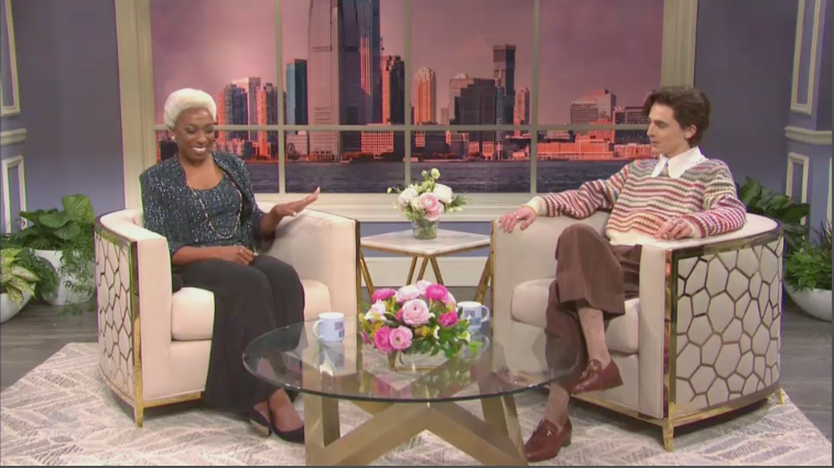 """Saturday Night Live"" presents a sketch for the Dionne Warwick Talk Show"