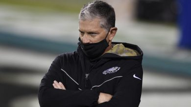 "Photo of Schwartz imposes a ""no-hat rule"" as the Eagles look to play spoiler against Washington"
