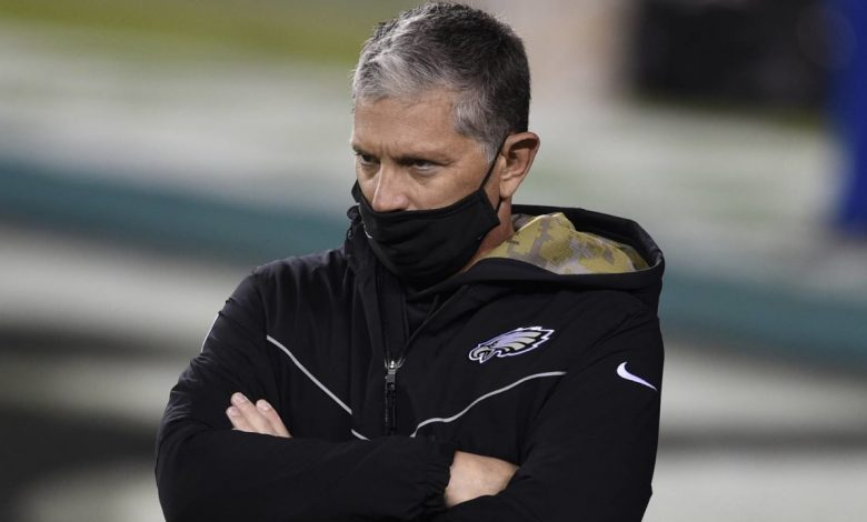 """Schwartz imposes a """"no-hat rule"""" as the Eagles look to play spoiler against Washington"""