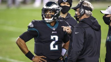 Photo of Should Jalen Hurts be the start of Eagles 2020?  Could Travis Kelsey win the Best Offensive Player of the Year award?  Judging in Week 14 of NFL reactions