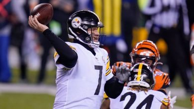 Photo of Slow start eliminates the Pittsburgh Steelers on the Multinational Force as their late season losing slip reaches three matches.