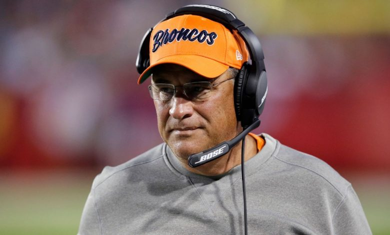 Sources - Vic Fangio will remain head coach of the Denver Broncos in 2021