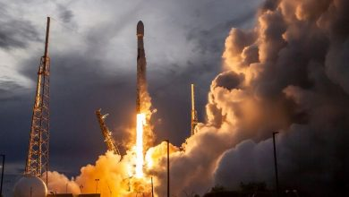 Photo of SpaceX Falcon 9 raises the new SiriusXM satellite into orbit