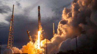 Photo of SpaceX Falcon 9 raises the new SiriusXM satellite into orbit