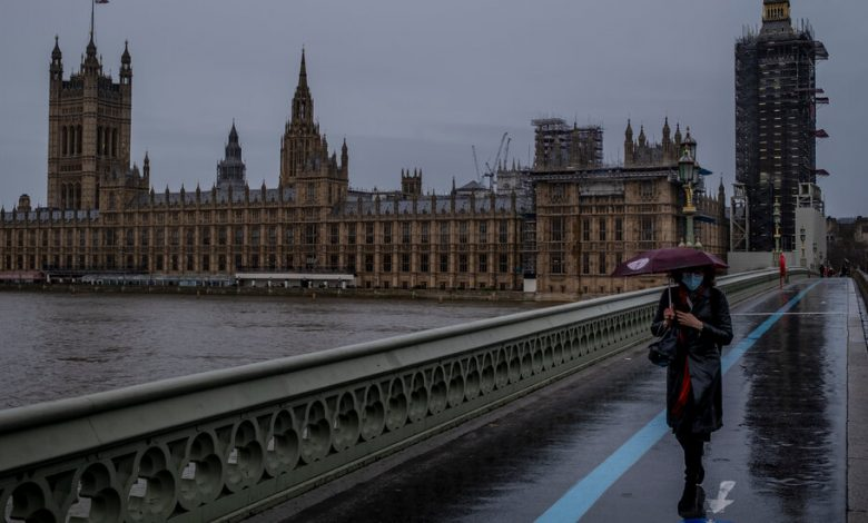 The United Kingdom imposes tougher insurance on London, citing a new virus version