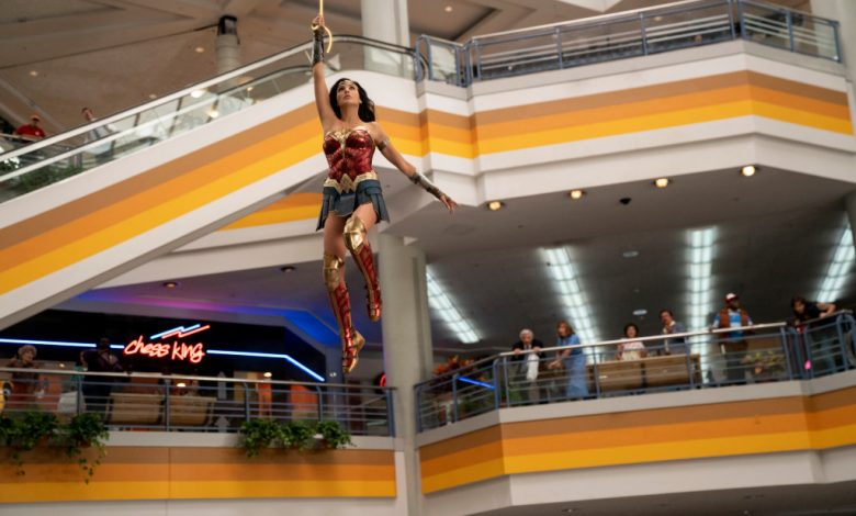 """The opening of """"Wonder Woman 1984"""" boosts movie theater inventory, but AMC is losing more ground - update - deadline"""