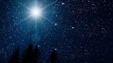 "Photo of The rare ""Christmas star"" appears on December 21: This is what astrology says about the biblical ""Star of Bethlehem"""