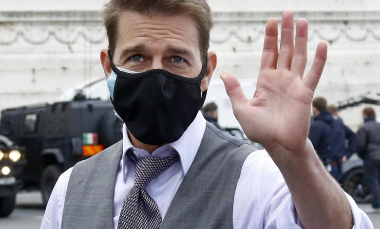"Tom Cruise unleashes ""Mission: Impossible"" crew for not following coronavirus safety protocols"