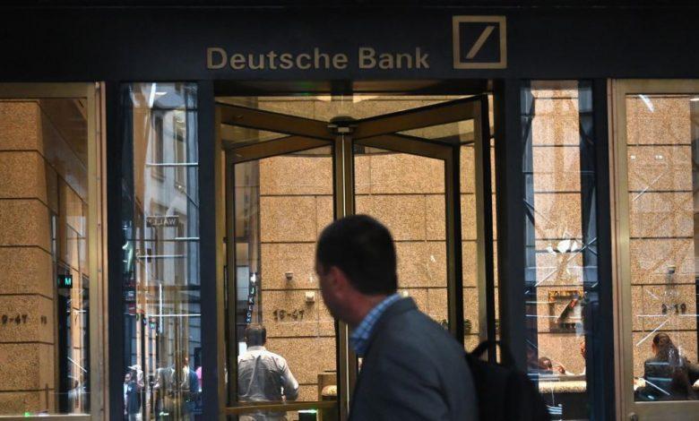 Trump's private bankers quit Deutsche Bank