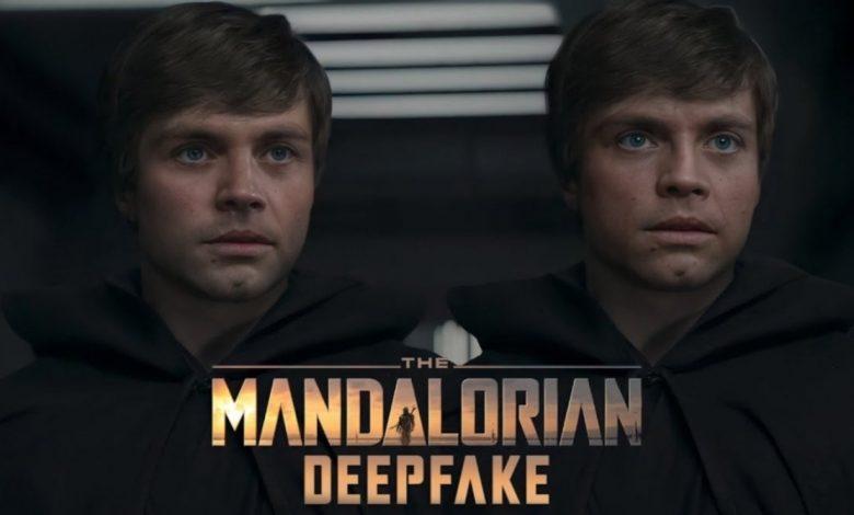Viral Star Wars Deepfake updates Luke Skywalker's appearance in The Mandalorian