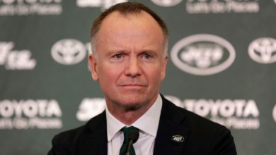 "Photo of CEO Christopher Johnson says the New York Jets are looking for a coach for ""the whole team"" this time"