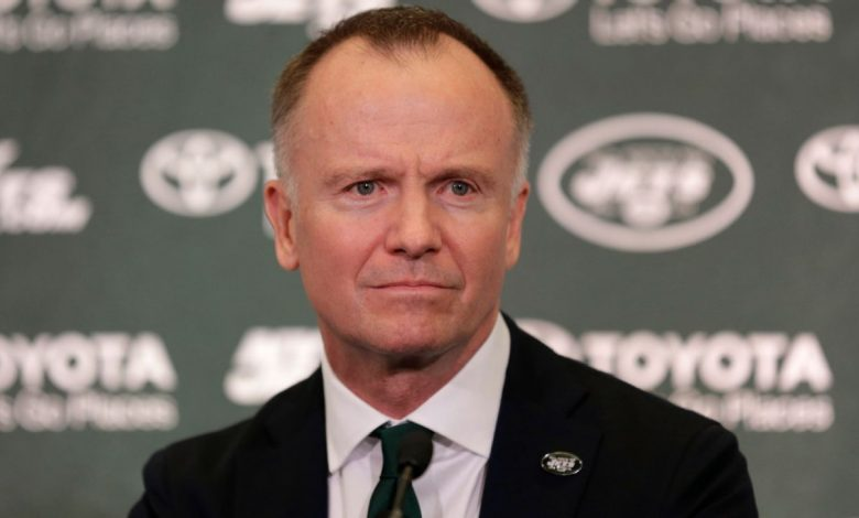 """CEO Christopher Johnson says the New York Jets are looking for a coach for """"the whole team"""" this time"""