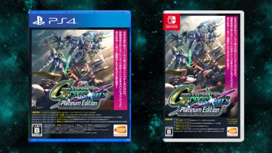 Photo of SD Gundam G Generation Cross Rays Platinum Edition is announced for PS4, Switch