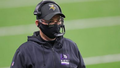 "Photo of Mike Zimmer ""Possibly Miscalculated"" the impact of defensive losses"