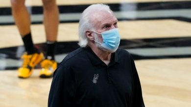 Photo of Tottenham manager Greg Popovich wants to fire Donald Trump