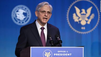 Photo of Merrick Garland: Biden's choice as attorney general is in stark contrast to Trump at the Justice Department