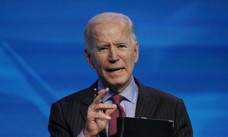 Biden likens Ted Cruz to Nazi propaganda Goebbels for helping Trump spread a 'big lie' about election fraud